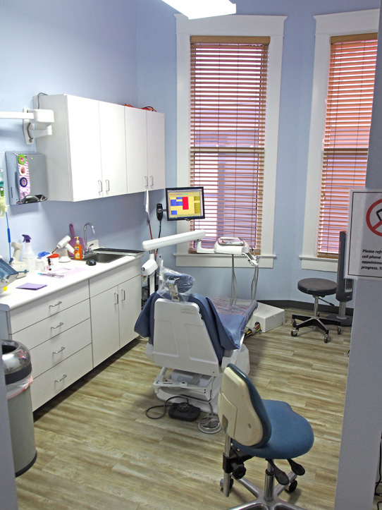 downtown San Antonio Dental Clinic